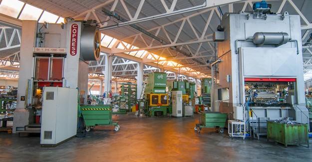 Lavorazioni meccaniche - stabilimento Gima Spa