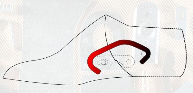 Realizzazione Accessori metallici per forme di calzature - Gima Spa