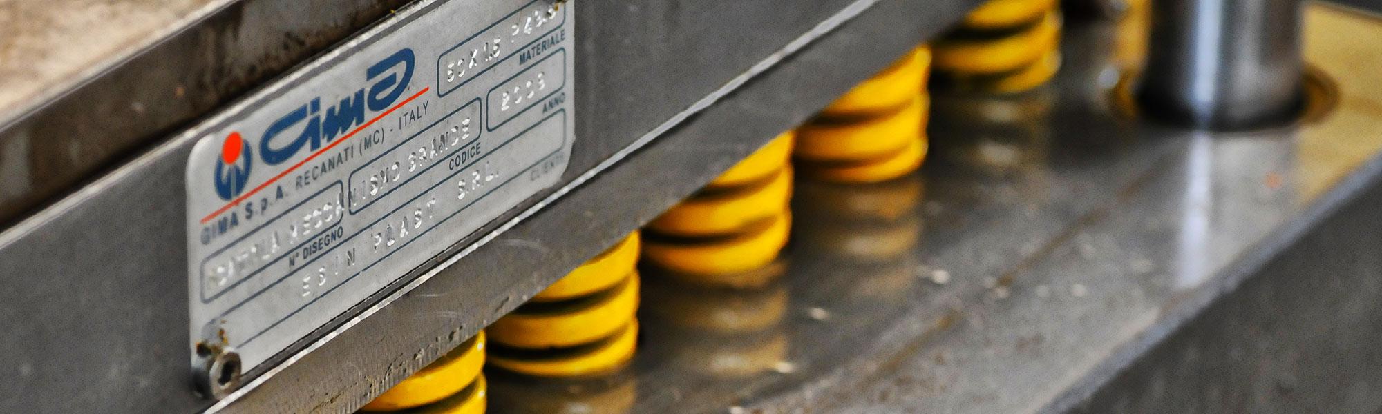 Costruzione e progettazione stampi metallo - Gima Spa