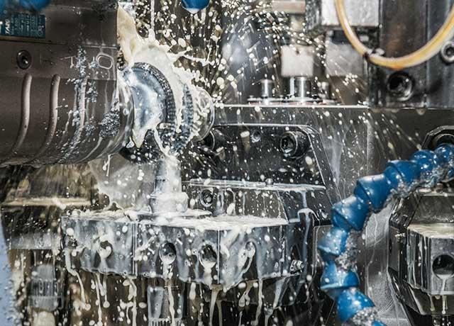 lavorazioni meccaniche fresatura acciaio - Gima Spa
