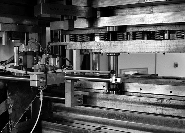 Piegatura lamiere e metalli - Gima Spa