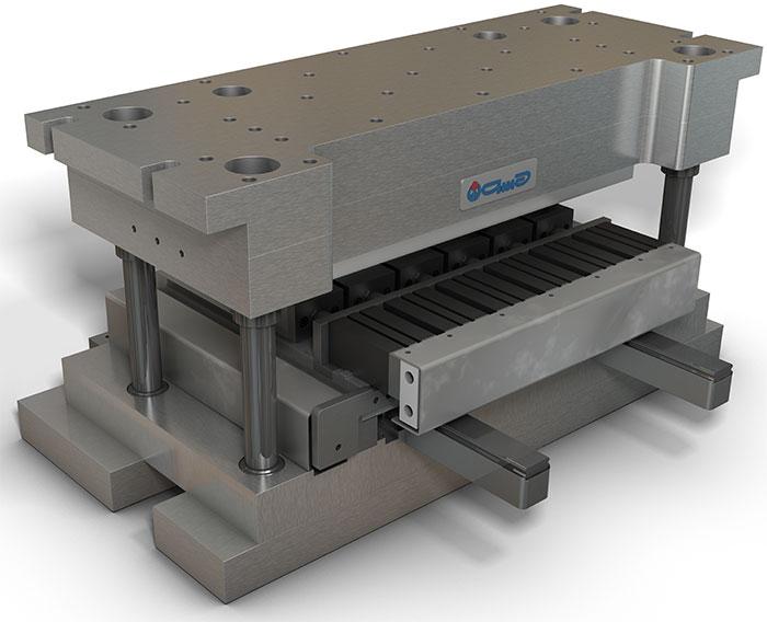 Sistemi di automazione al servizio della costruzione e progettazione stampi metallici