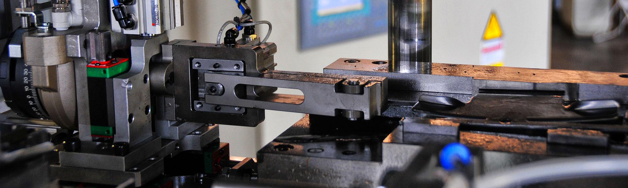 Servizio di tranciatura metalli e lamiere - Gima Spa