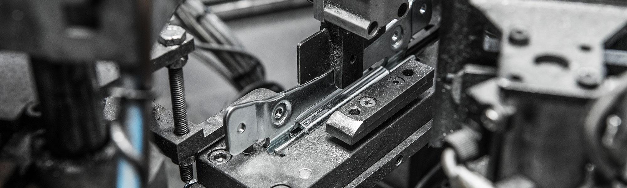 tranciatura lamiere e metalli - Gima Spa