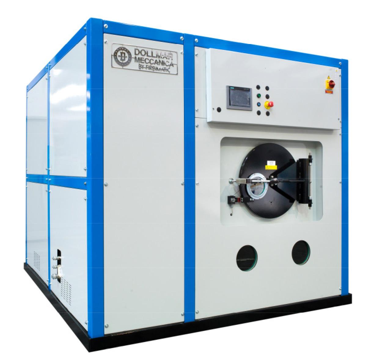 impianto di lavaggio e sgrassaggio a circuito chiuso per eliminazione trucioli di lavorazione - Gima Spa