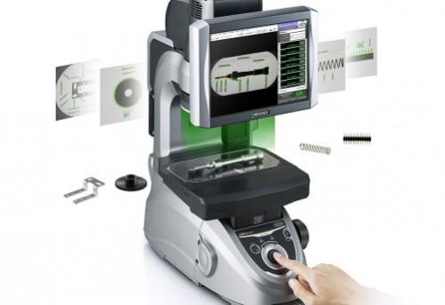 Keyence IM-6225 lavorazioni meccaniche di precisione Gima Spa