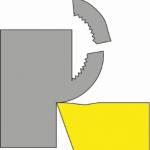 Lavorazioni meccaniche di tornitura Gima Spa - rottura del truciolo 1