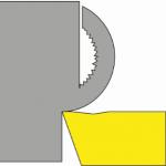 Lavorazioni meccaniche di tornitura Gima Spa - rottura del truciolo 3