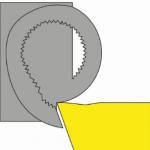 Lavorazioni meccaniche di tornitura Gima Spa - rottura del truciolo 2