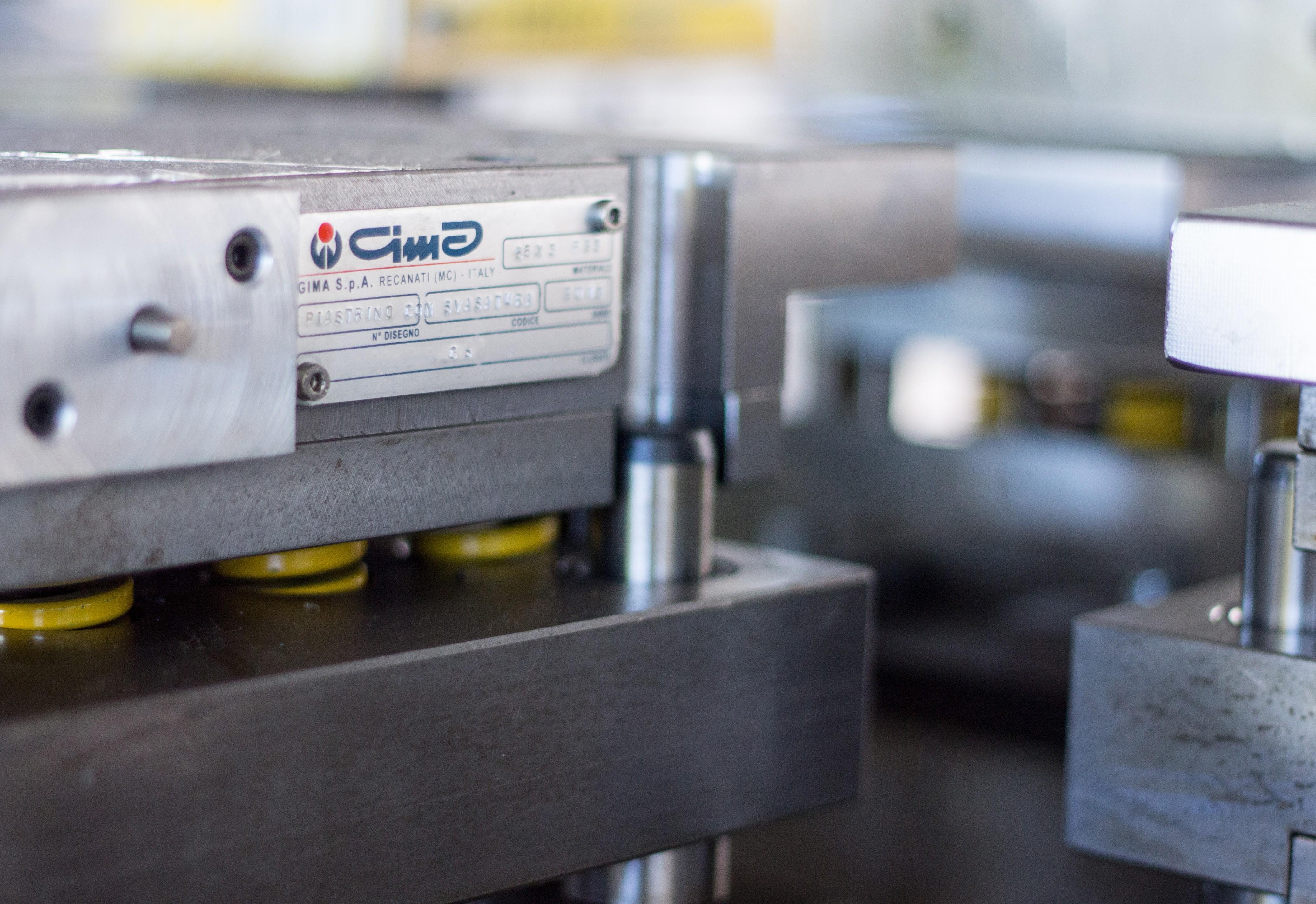lavorazioni meccaniche stampaggio a freddo e coniatura gima spa