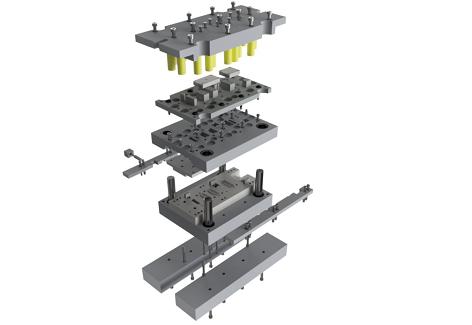 La costruzione degli stampi in lamiera è la prima fase della perfetta esecuzione di lavorazioni meccaniche