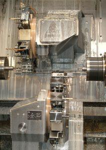 I centri di tornitura-fresatura CNC rappresentano l'eccellenza nell'industria meccanica