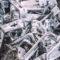 Stampaggio lamiera in acciaio inox e costruzione stampi